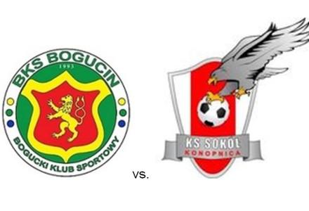 Zaproszenie na mecz piłki nożnej w Bogucinie