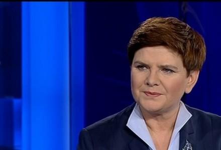 Beata Szydło: Rezolucja Parlamentu Europejskiego jest przeciw polskiemu państwu. Jestem zaniepokojona tą sytuacją