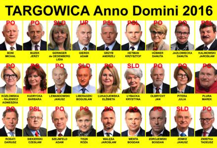 Targowica Anno Domini 2016