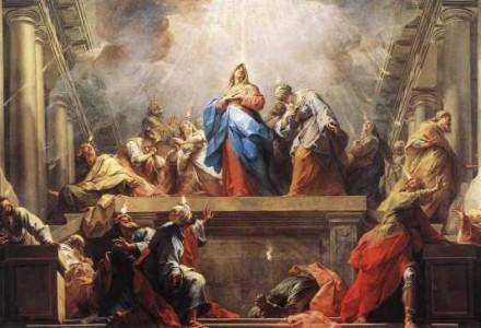 Możemy dziś zostać napełnieni Duchem Prawdy. On jest w Kościele i działa [słowo na niedzielę]