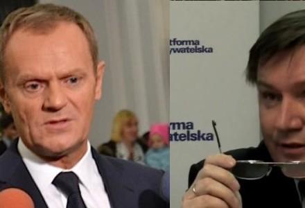 """Komisja Berczyńskiego UJAWNIA: Tusk i Miller świadomie powielili rosyjską wersję katastrofy. """"Jeżeli będą różne ustalenia, to ukręcimy bicz na własne plecy"""""""