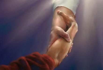 Rozmowa miłosiernego Boga z duszą w rozpaczy [słowo na niedzielę]