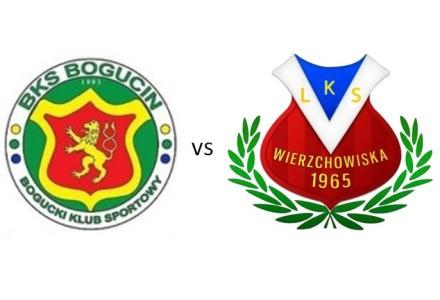 Zapraszamy na mecz! BKS Bogucin versus LKS Wierzchowiska