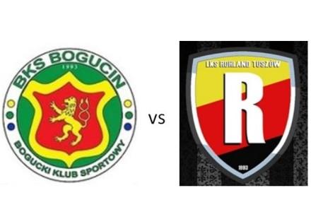 BKS Bogucin vs. Rohland Tuchów. 23 października 2016, g. 14.00 w Tuchowie