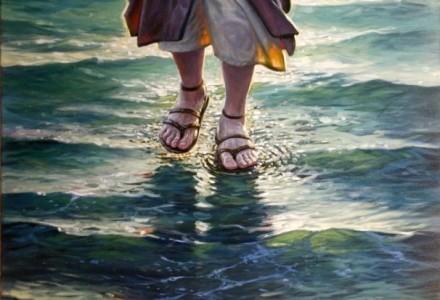 Wierzyć to chodzić po wodzie. [słowo na niedzielę]