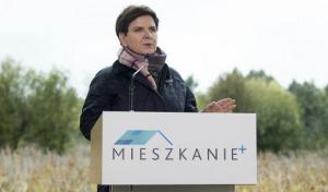 """12 października 2016 r. – Rząd rozpoczyna realizację programu Mieszkanie plus. """"To oferta dla polskich rodzin"""""""