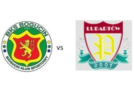 BKS Bogucin vs. Pogoń Lubartów – 29.10.2016 g. 13.00 – Stadion w Bogucinie