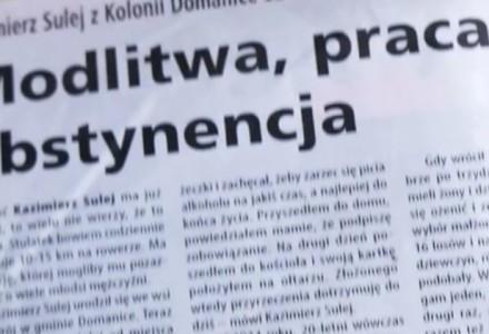 """""""Wdzięczność"""" – reż. Irena Groblewska (2 min.)"""