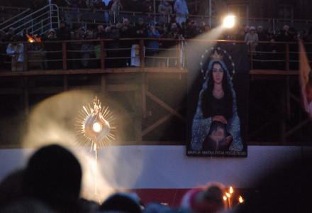Adoracja Najświetszego Sakramentu. Wielka Pokuta. Częstochowa, 15 października 2016