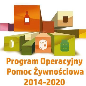 Ogłoszenie o wydawaniu żywności z POPŻ Podprogram 2016 przez Stowarzyszenie Rozwoju Wsi Borków i Janów