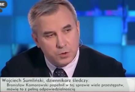 """Wojciech Sumliński nie wytrzymał i ujawnił całą prawdę o """"Pro Civili"""" i Bronisławie Komorowskim"""