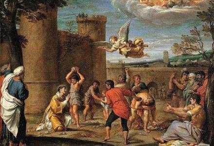 Świętego Szczepana pierwszego męczennika – niech w sercu moim nie zemsta, ale miłość Boska mieszka
