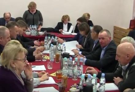 29.11.2016 – Sesja Rady Gminy Garbów [wideo]