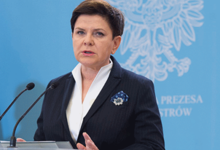 """Premier Szydło wysłała list do podejrzanego 21-latka z Oświęcimia: """"Politycy partii opozycyjnych próbują wykorzystać ten wypadek"""""""
