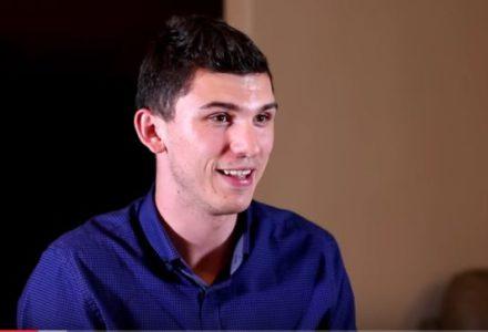 """""""Bóg uzdrawia!"""" – wywiad z charyzmatykiem Marcinem Zielińskim [video]"""