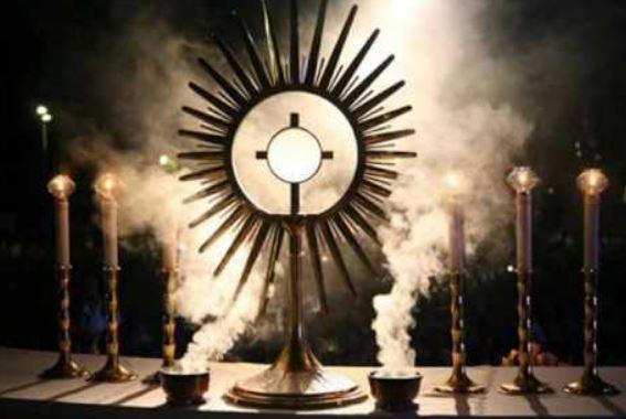 Msza Święta z modlitwą o uzdrowienie w najbliższą sobotę czyli Duch Święty potrzebuje reklamy!