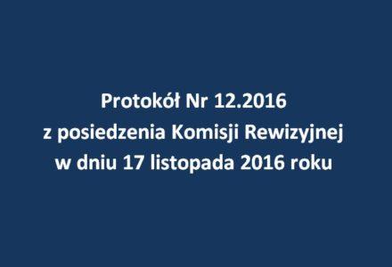 Komisja rewizyjna o wydatkach szkół – listopad 2016. Wójt podzielił się obawami w związku z reformą szkolnictwa.