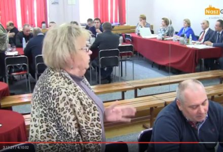16 lutego 2017. Sesja Rady Gminy Garbów [wideo]