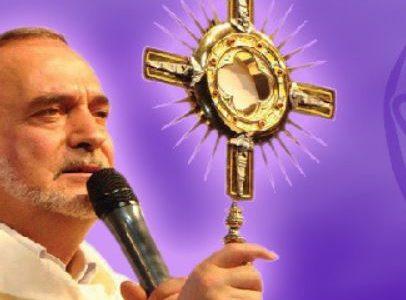 """Rekolekcje charyzmatyczne prowadzone przez O. Antonello Cadeddu. """"Przyjmij uzdrowienie Jezusa i głoś Jego miłość"""""""