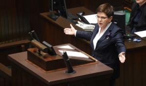 Premier Szydło miażdży opozycję: To definitywny koniec państwa teoretycznego, tolerowania bezkarności złodziei