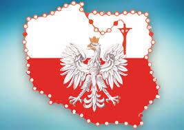Powstanie różańcowy łańcuch wzdłuż granic Polski