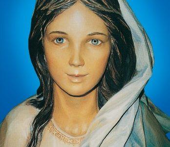 """""""Bądź cierpliwa i poddana, jak Moja Matka."""" [słowo na niedzielę]"""