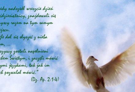 Czuwanie przed Zesłaniem Ducha Świętego – sobota 3 czerwca, godz. 19.00