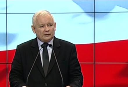 """Jarosław Kaczyński: """"Podtrzymujemy zasadę dwóch kadencji, ale będzie to odłożone"""""""
