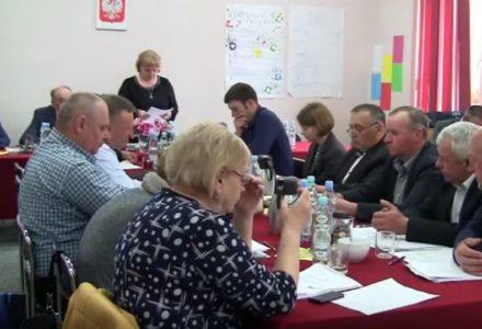 Sesja Rady Gminy Garbów – 9 maja 2017 [wideo]