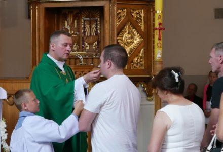 """""""Niech Bóg błogosławi księdza Zbyszka."""" Podziękowania od Wspólnoty modlitewnej """"Dwa Serca"""""""