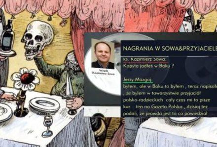 """Ujawnione nowe taśmy z Sowy i Przyjaciół! Wśród nagranych… ks. Sowa opowiadający o kolacji z Petru i sugerujący """"niszczenie"""" mediów!"""