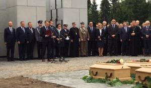 """Andrzej Duda: Dzisiaj kończą się tragiczne dzieje powązkowskiej """"Łączki"""""""