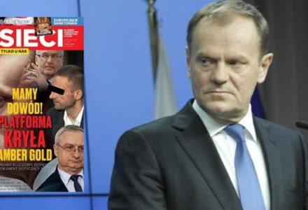 """""""wSieci"""": Agencja (nie)Bezpieczeństwa Wewnętrznego. Tusk już w maju 2012 r. dostał od ABW informację o przestępczym charakterze biznesu Marcina P."""