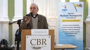 """""""Duchowość człowieka zniechęconego i zapracowanego"""" – o. dr hab. Józef Augustyn SJ"""