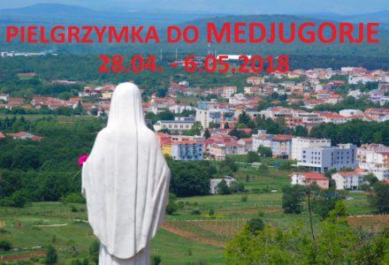 """Wspólnota modlitewna """"Dwa Serca"""" zaprasza na pielgrzymkę do Medjugorje – 28 kwietnia – 6 maja 2018."""