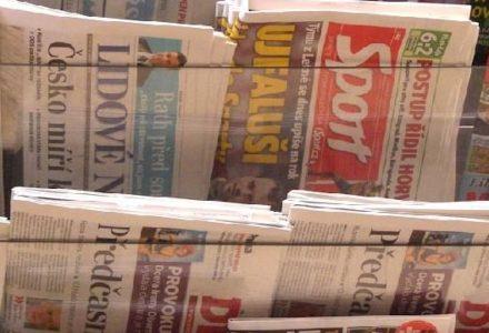 """""""Deutsche Welle"""" lamentuje nad wyparciem niemieckich koncernów z czeskiego rynku medialnego. """"Jakość czeskich mediów wyraźnie się obniżyła"""""""
