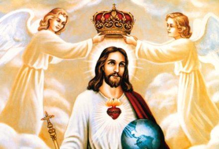 """""""Dzieci oddane Mi będą walczyć o świętość Mojego Imienia w świecie."""" [słowo na niedzielę]"""