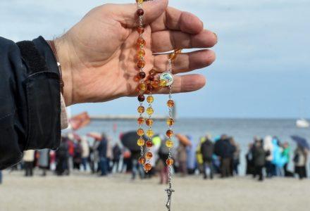 Irlandczycy modlili się na wybrzeżach w intencji wiary i obrony życia nienarodzonych