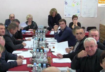 Sesja Rady Gminy Garbów – 30.10.2017 [wideo – całość]