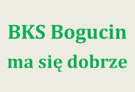 W obronie BKS Bogucin. Odpowiadamy Krzysztofowi Flisiakowi