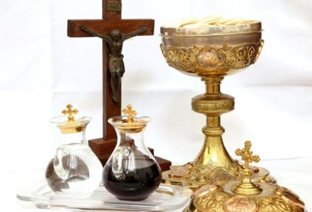 Eucharystia znaczy wdzięczność – czy wiem za co dziękuję – o. Augustyn Pelanowski