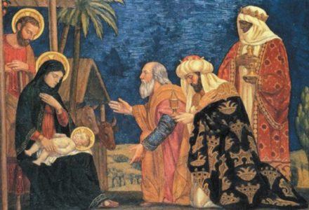 Uroczystość Objawienia Pańskiego – Trzech Króli