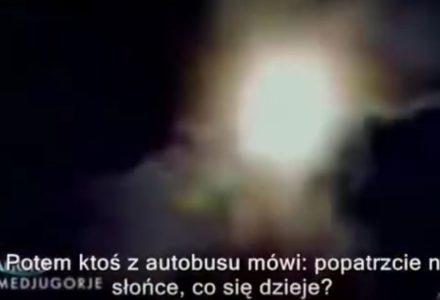 ks. kan. Jarosław Cielecki z początku sceptycznie nastawiony do Medjugorje i do objawień Gospy zmienia zdanie pod wpływem cudu.