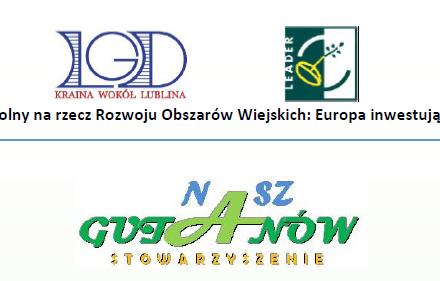 Stowarzyszenie Nasz Gutanów zaprasza do udziału w warsztatach aktywizujących