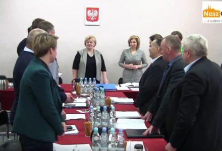 8 marca 2018 – Sesja Rady Gminy Garbów
