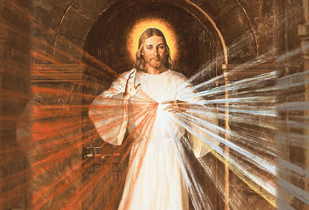 """""""…przed dniem sprawiedliwości posyłam dzień miłosierdzia."""" [słowo na niedzielę]"""