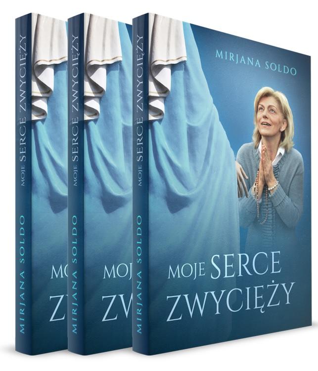 """Mirjana Soldo – """"Moje Serce zwycięży"""" – Polecamy książkę jednej z widzących z Medjugorje [lektura obowiązkowa]"""