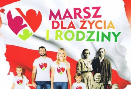 Marsz dla Życia i Rodziny: Lublin – Chełm – Puławy – 10.06.2018