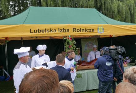 LIR współorganizatorem Festiwalu Wieprzowiny, Mleka i Miodu w Bogucinie