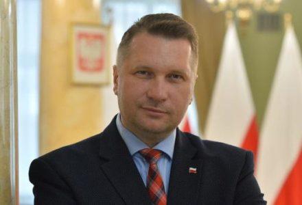 """Dr hab. Przemysław Czarnek: """"To, co wyprawiają sędziowie SN przekracza jakiekolwiek granice niezawisłości"""""""